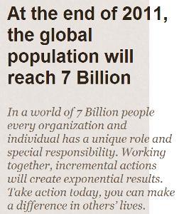 世界人口日_2008世界人口
