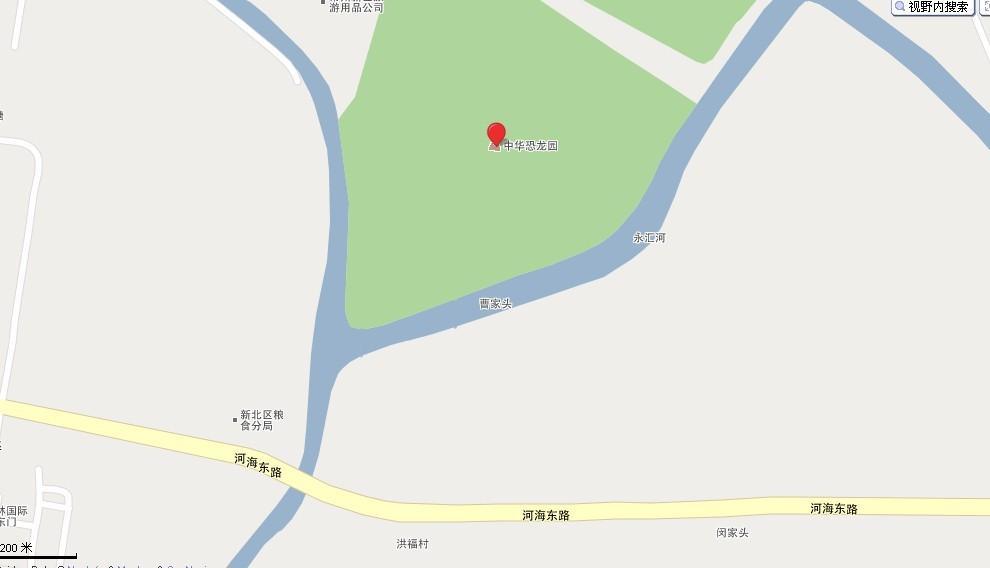 """飞机场:32路公交车到""""红豆山庄""""站转302路可至中华"""