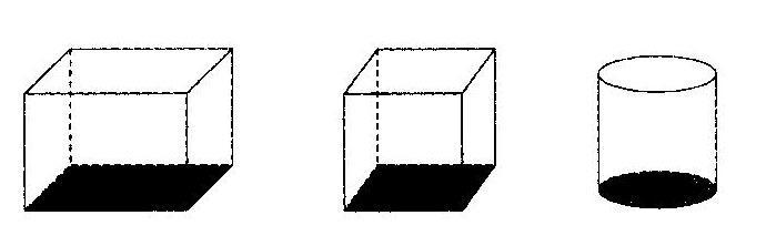 长方体,正方体和圆柱
