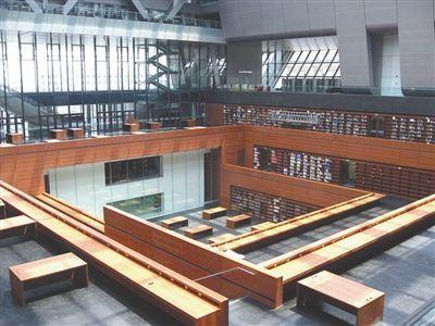 中国国家图书馆内部