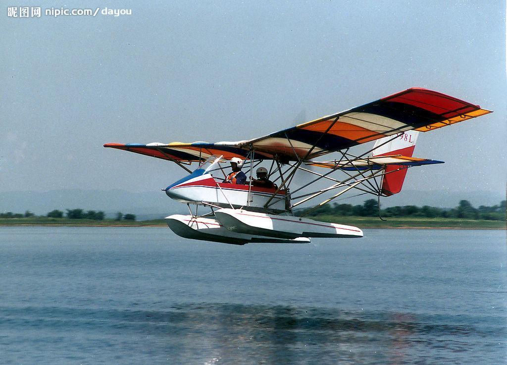 水上飞机图片欣赏