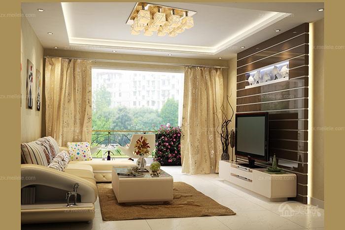 80多平米房屋装修设计图片欣赏展示_第4页_设计图分享