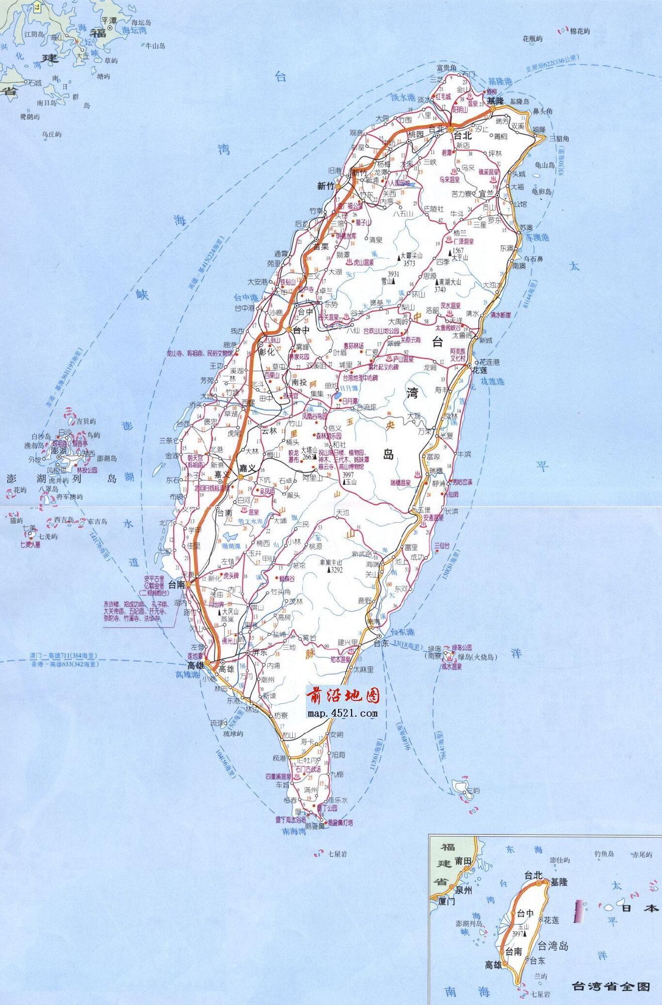 中国地图画法步骤