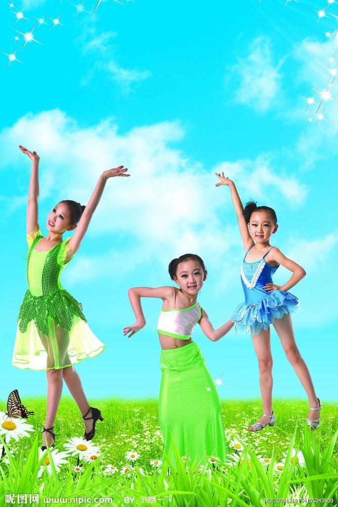 幼儿舞蹈简单动作