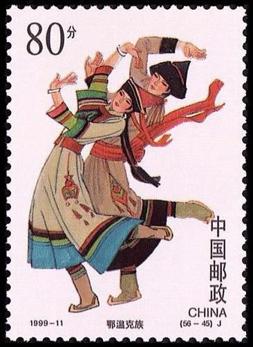 中学生手绘香菇邮票