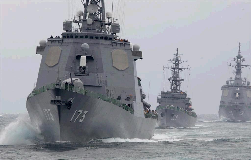 将海上保安厅增员8千人