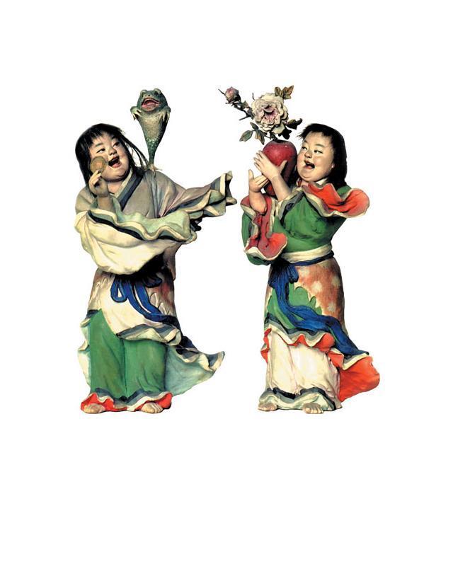 中国泥人艺术 1 - h_x_y_123456 - 何晓昱的艺术博客