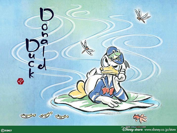 全部版本 历史版本    唐老鸭不为人知的另一个身份是鸭堡的大英雄—图片