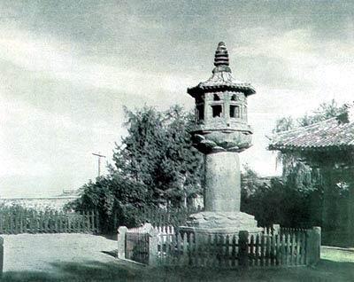 渤海石灯塔