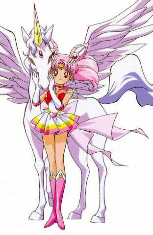 小小兔(《美少女战士》中的女主角之一) - 搜狗百科