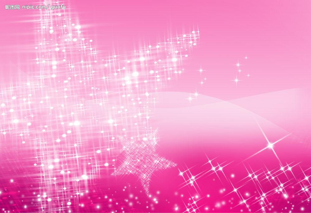 欧式粉色底纹壁纸