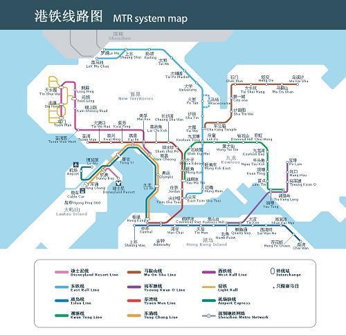 香港机场坐飞机流程