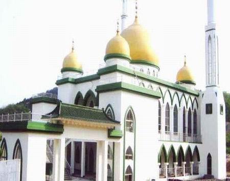 绥化清真寺