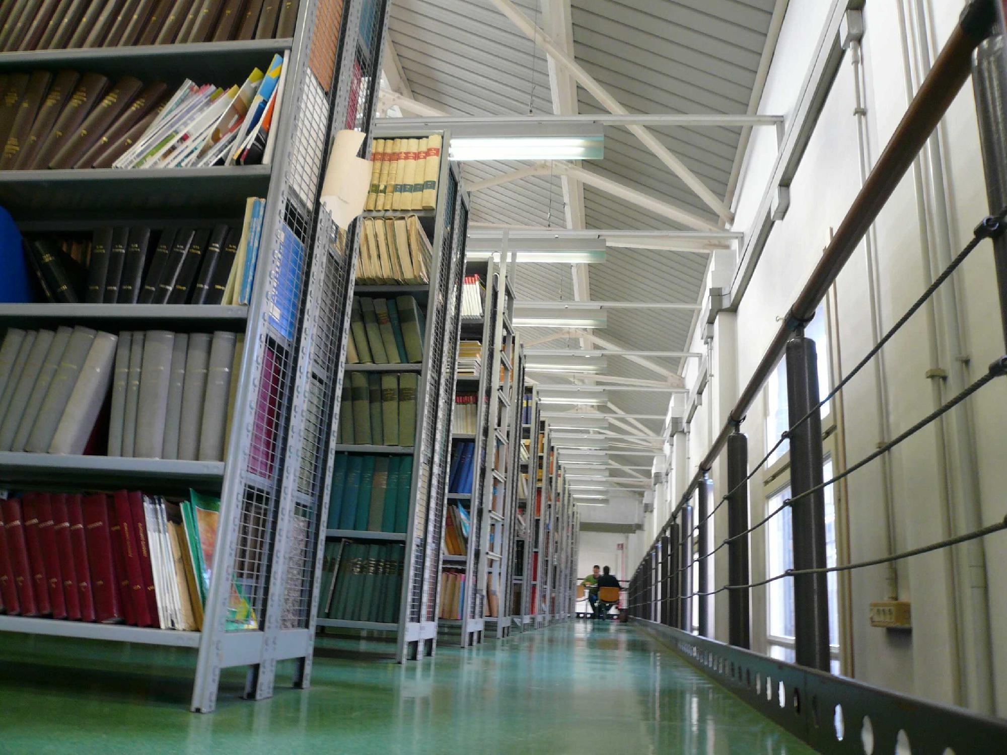 都灵理工大学建筑学院图书馆