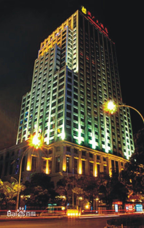 饭店是湖北省最具欧式古典建筑风格的商务型酒店,建筑1931年落成,文艺
