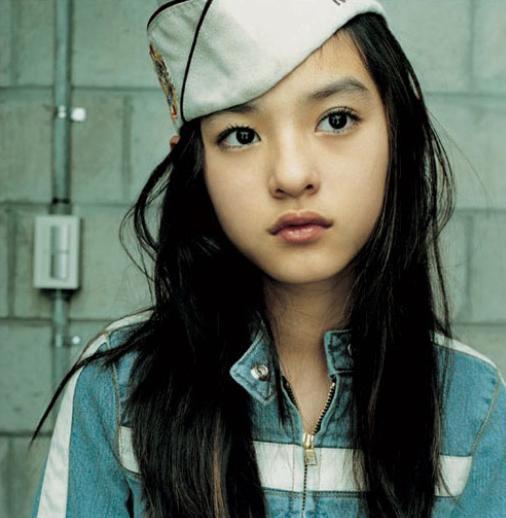 13岁女生图片可爱