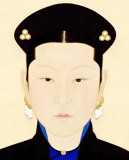 孝昭仁皇后画像