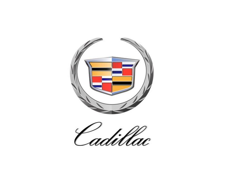 凯迪拉克车标图片