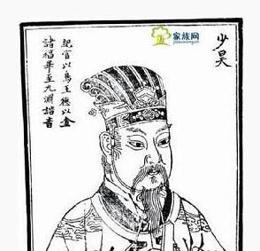 黄氏图腾-黄姓