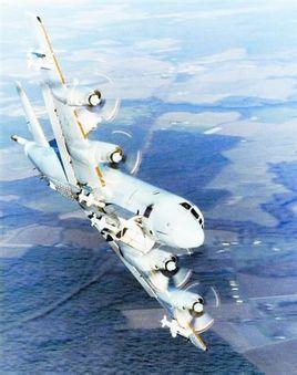巡逻和反潜飞机