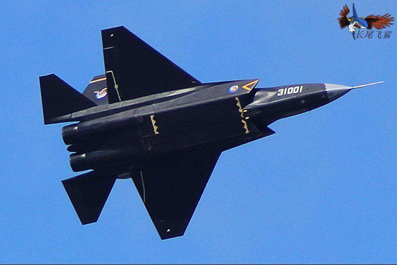 中国歼-31战斗机