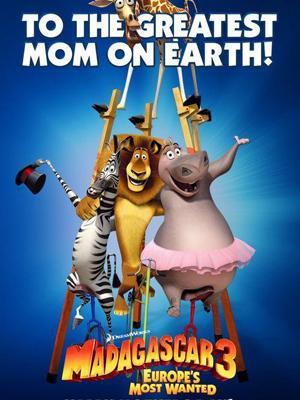 马达加斯加3电影_马达加斯加3(埃里克·达尼尔执导动画电影) - 搜狗百科