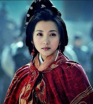 王昭君并称中国古代四大美女