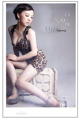 潘娇娇 推女郎签约模特及艺人