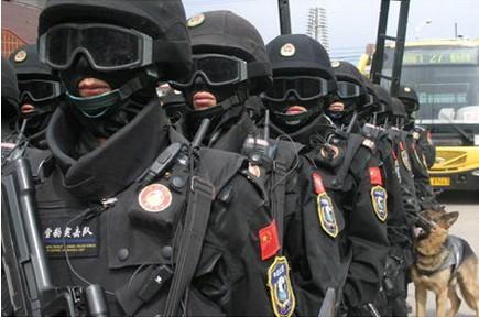 中国武警特警部队 搜狗百科图片