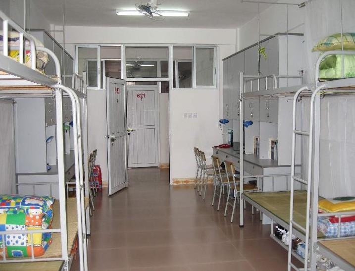 广西师范学院宿舍环境
