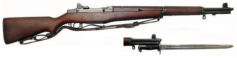 加德兰步枪图片_半自动步枪 - 搜狗百科