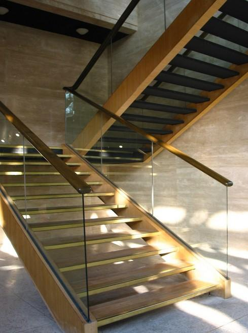钢架结构楼梯图片
