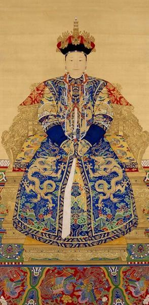孝惠章皇后生于清