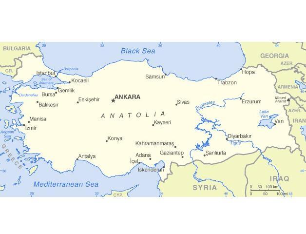 马其顿 波斯 地图