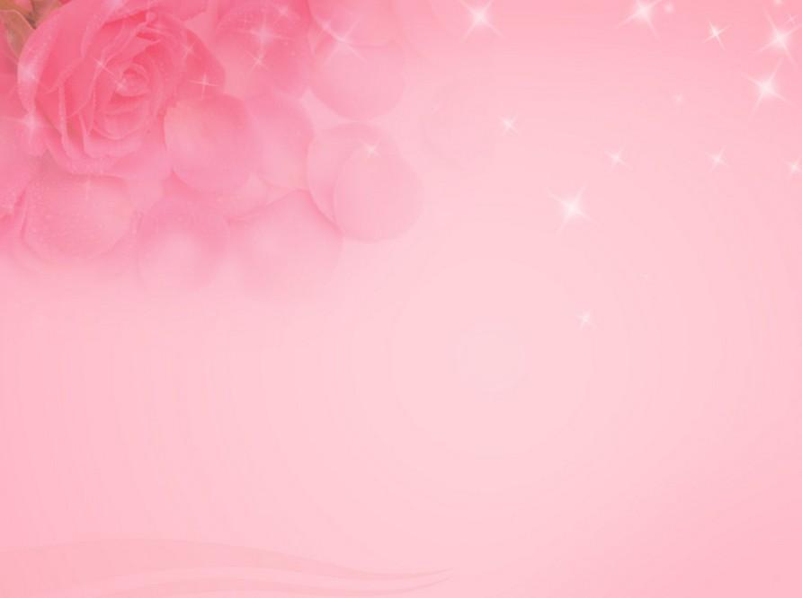 淡粉色欧式背景