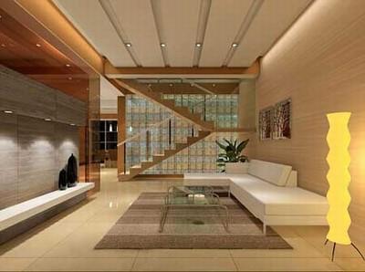 复式客厅装修效果图;;