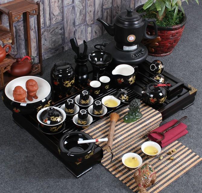 潮汕功夫茶所用的茶具最少需要十种