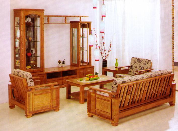 橡胶木家具的优点   1