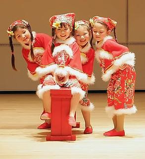 儿童舞蹈视频大全
