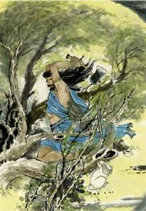 中秋节的六大经典传说 - 深海情深 -