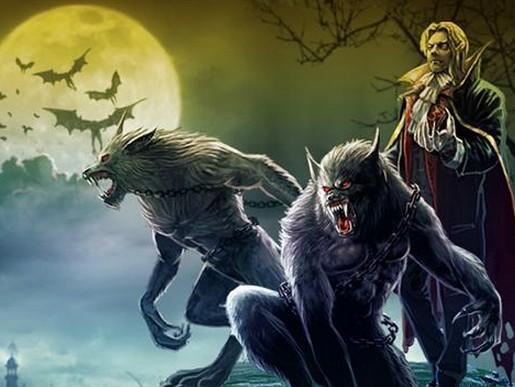 于是被蝙蝠所咬的马库斯成了吸血鬼之父,而被狼所咬的威廉成了最强大国际出路高中图片
