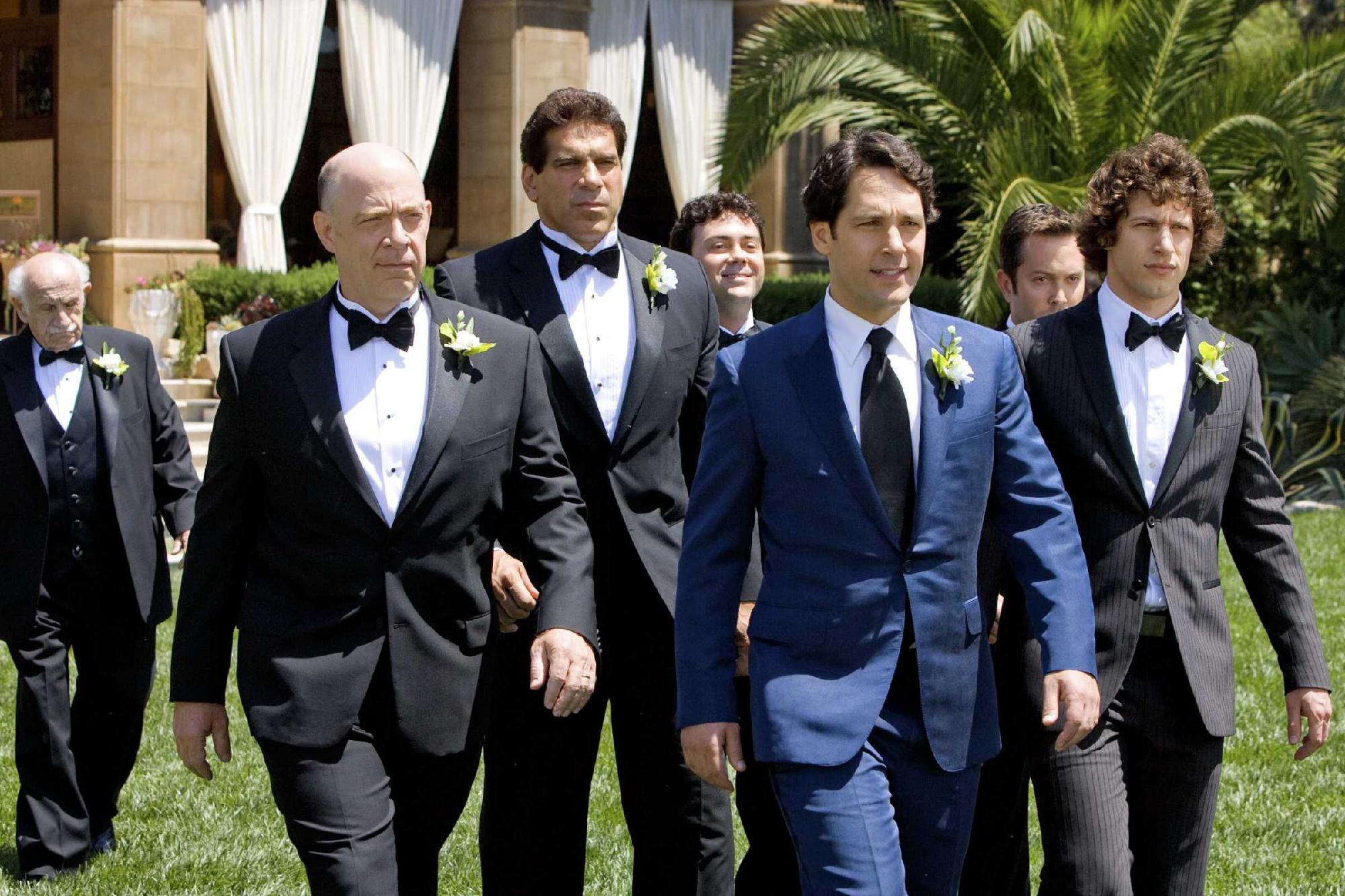 Paul Rudd I Love You Man Wedding Suit