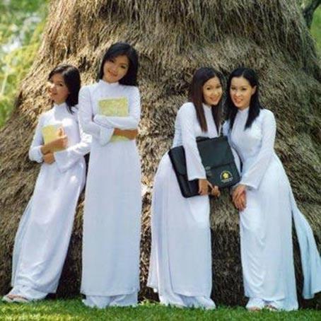 越南美女演绎国服