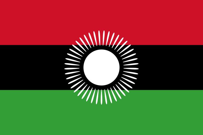 马拉维共和国国旗