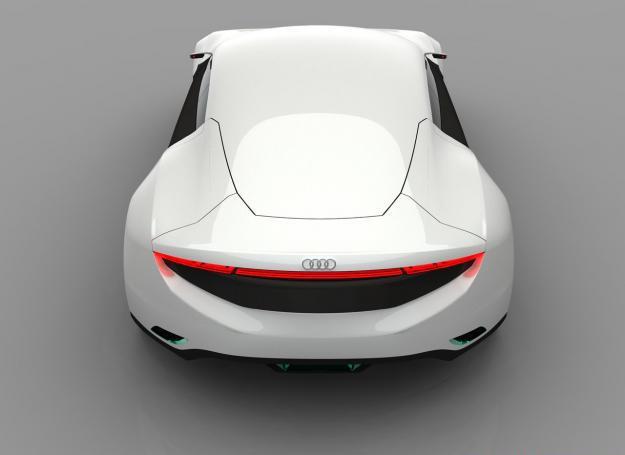 奥迪A9 奥迪A9定位在A8之上,采用轿车/轿跑型式 ...