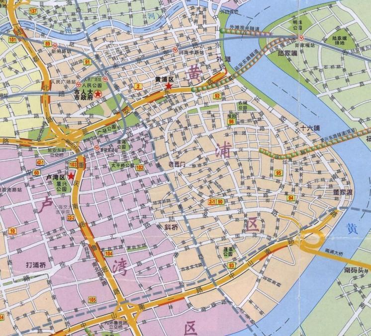 上海市浦东区_上海黄浦区属于浦东还是浦西-上海豫园属于浦东还是浦西