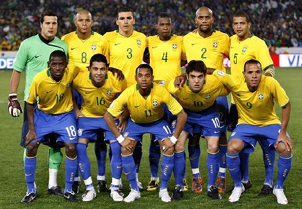 巴西国家男子足球队_巴西国家男子足球队 - 搜狗百科