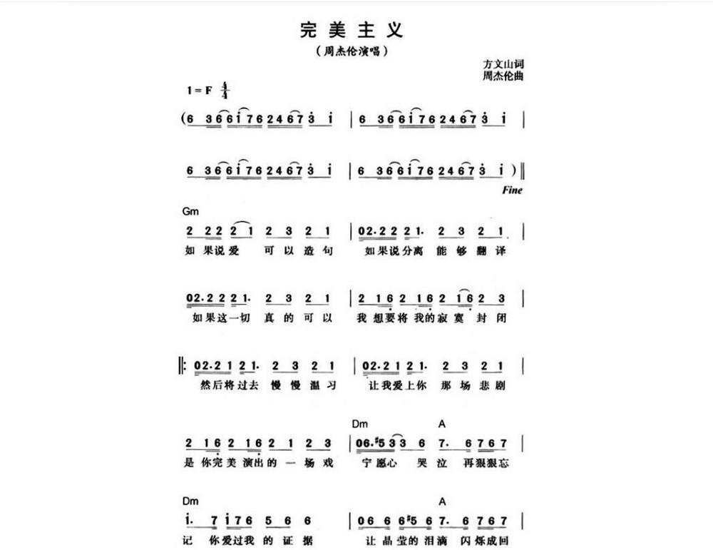 古典主义交响乐谱