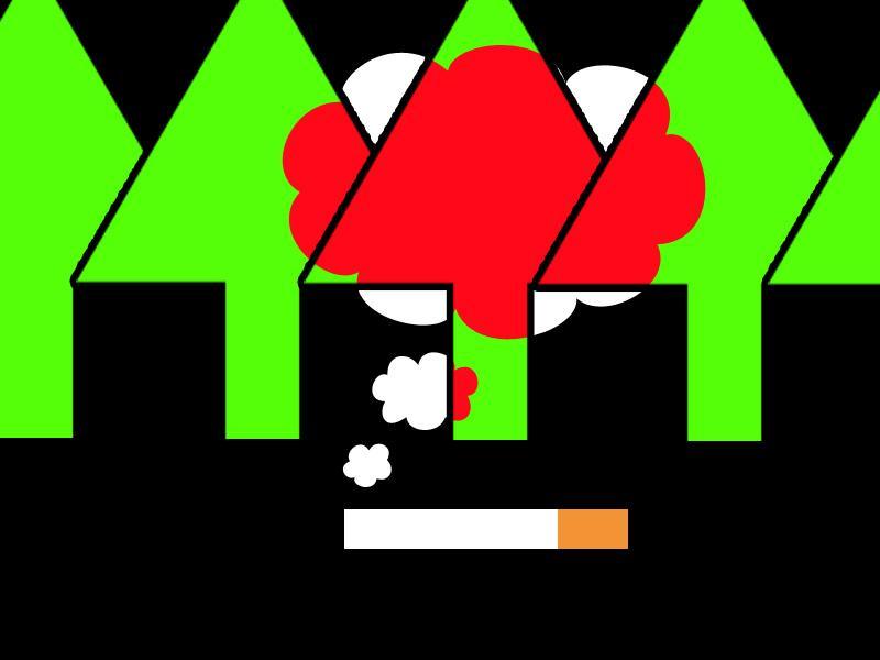 森林防火宣传图片