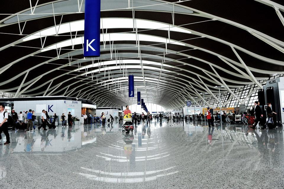 浦东机场 官网_从国外到上海浦东机场,这样可以进免税店吗?-